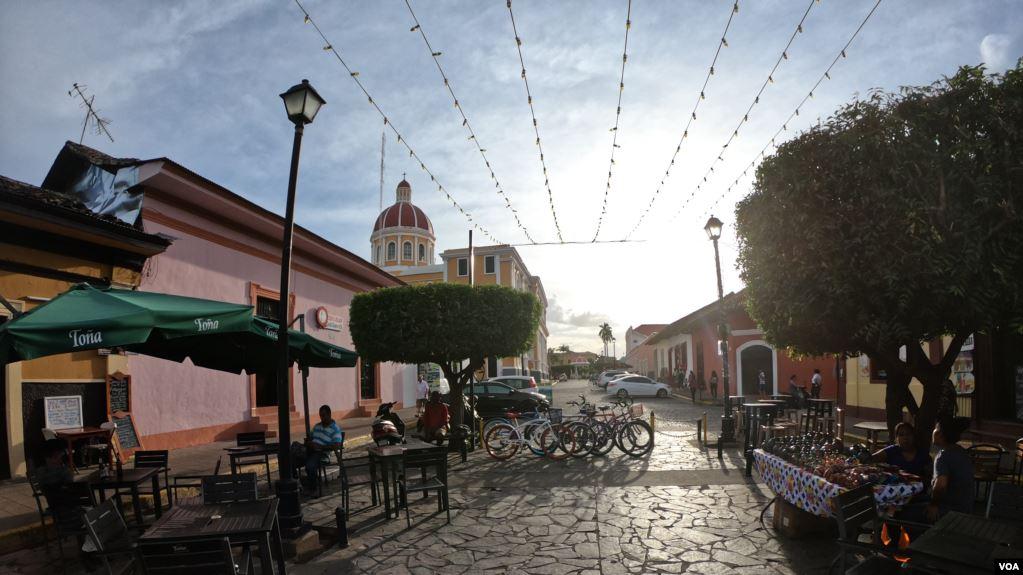 Turismo en Nicaragua