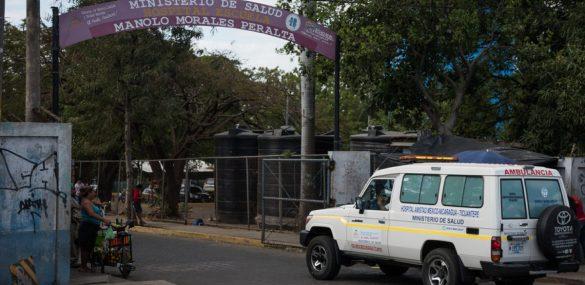 El sistema sanitario de Nicaragua empieza a colapsar cuando aún no llega la peor fase de la pandemia