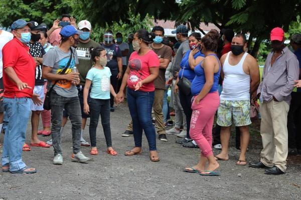 Nicaragüenses en Honduras