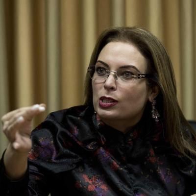 Asamblea Nacional destituye a la diputada María Fernanda Flores