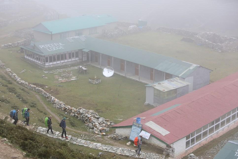 Lodge à Machherma