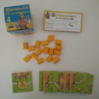 Carcassonne De Goudmijnen
