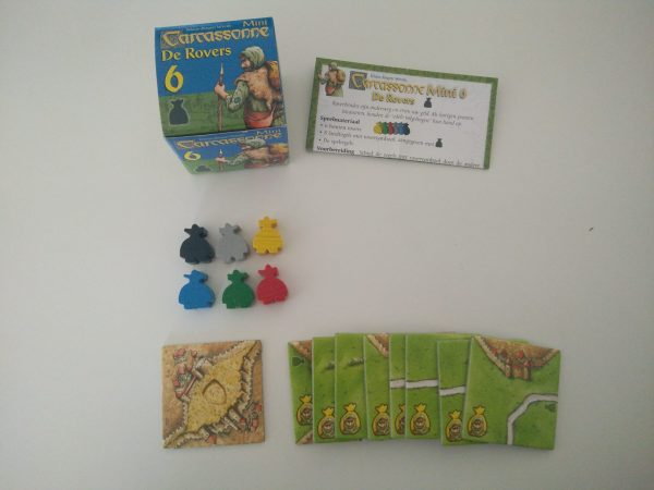 Carcassonne De Rovers
