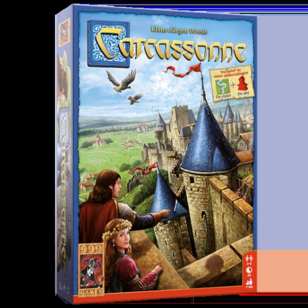 Carcassonne Basisspel