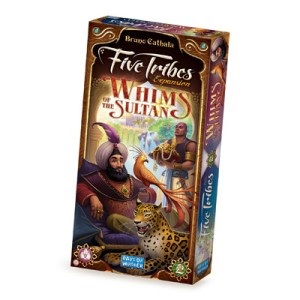 Five Tribes Whims Of The Sultan