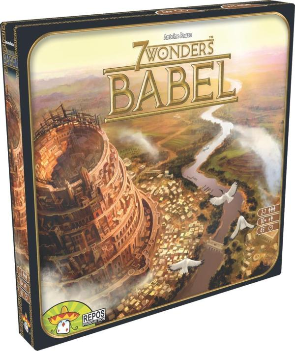 7 WONDERS BABEL EXP.