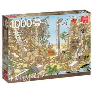 1000 Pieces of History - The Egyptians