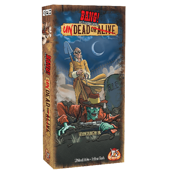 Bang! Het Dobbelspel: Undead or Alive
