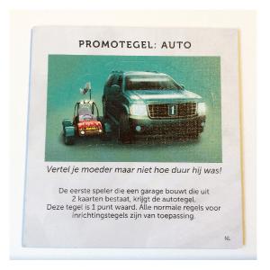 Droomhuis: Auto (promo)