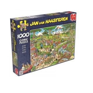 Het Park - Jan van Haasteren (1000)