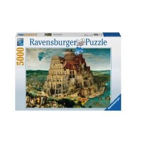 De Toren van Babel - Pieter Bruegel (5.000)