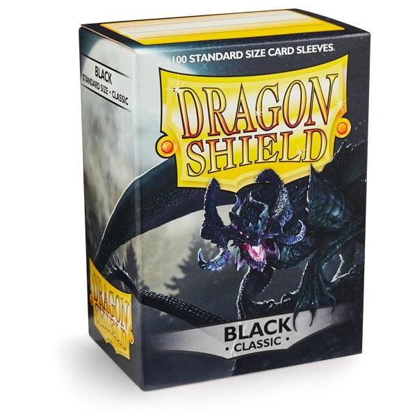 Sleeves Dragon Shield