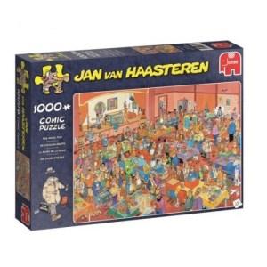 De Goochelbeurs - Jan van Haasteren (1000)