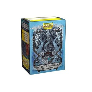 Sleeves Dragon Shield - Art King Athromark III (100 stuks)