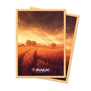 Sleeves Ultra Pro - MTG Unstable Lands Plains (100 stuks)