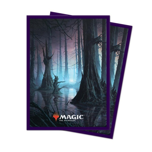 Sleeves Ultra Pro - MTG Unstable Lands Swamp (100 stuks)