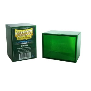 Deckbox Dragon Shield - Green