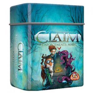 Claim Reinforcements: Magic Pocket
