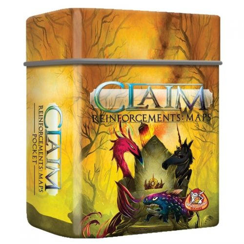 Claim Reinforcements: Maps Pocket
