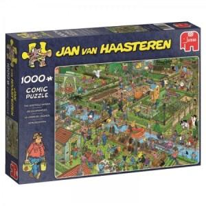 De Volkstuintjes - Jan van Haasteren (1000)