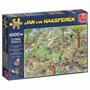 Veldrijden - Jan van Haasteren (1000)