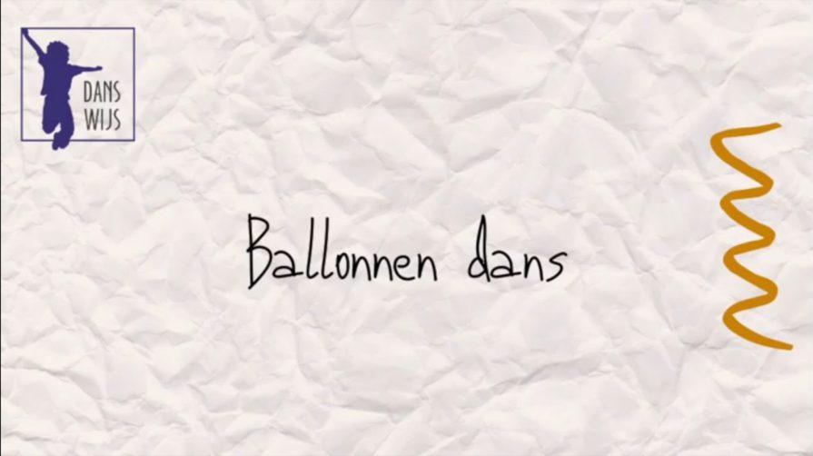 Ballonnendans