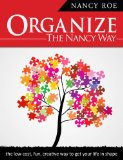 Free Organizing eBook: Organize The Nancy Way