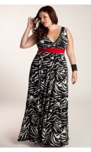 On the plus side: Fashion Tips for Beautiful Plus Size Women
