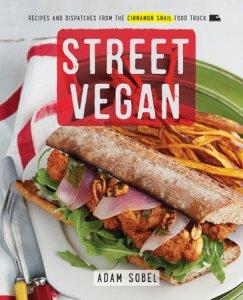 Book Review: Street Vegan by Adam Sobel