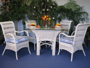 Fall Home Decor Tips for Wicker Furniture