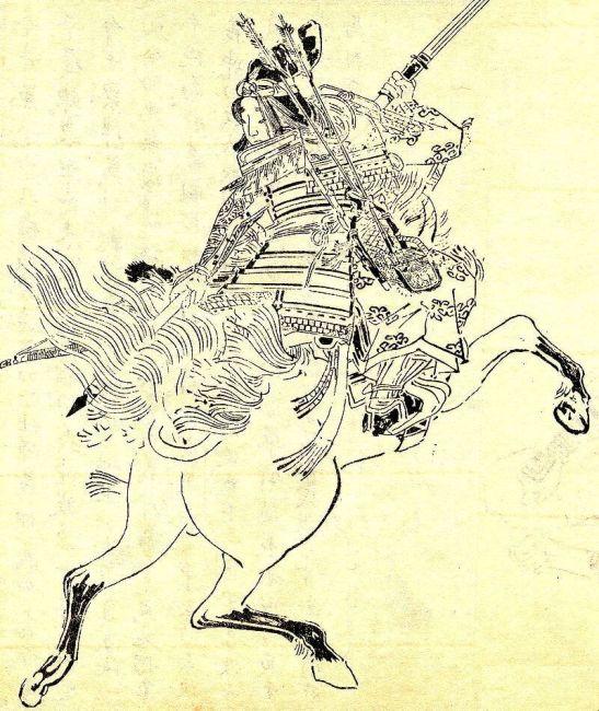 Tomoe Gozen mujeres samurái