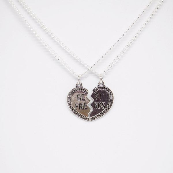 Set of 2 Best Friend Necklaces