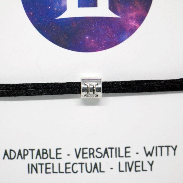 Zodiac bracelet - Gemini