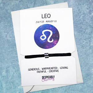 Zodiac bracelet - Leo