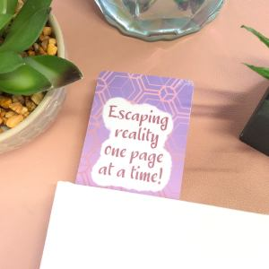 Self Care Quote Bookmark