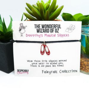 The Wonderful Wizard of Oz Friendship Bracelet