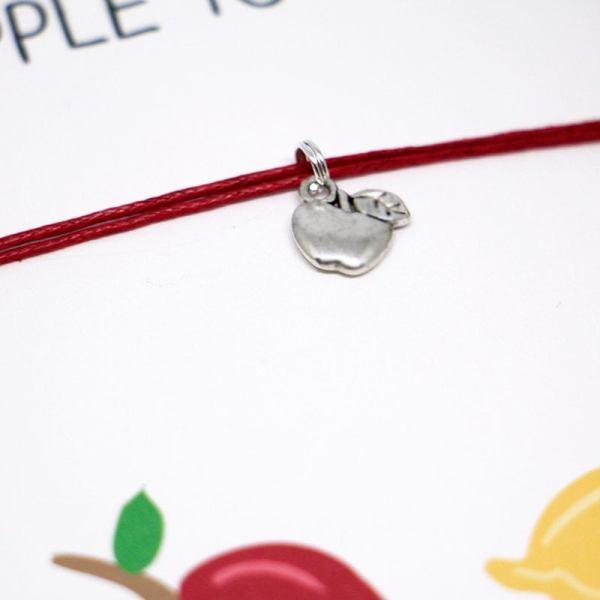 Long Distance Kawaii couples love card and bracelet