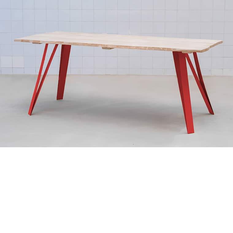 GRAFK Fabricant De Pieds De Table Et Plateau En Bois Design