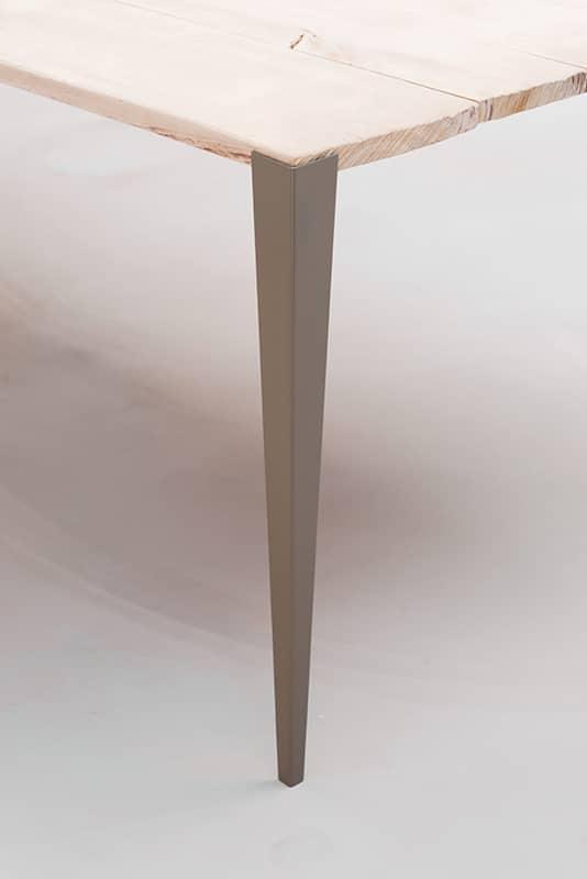 TOLX Fabricant De Pieds De Table Et Plateau En Bois Design