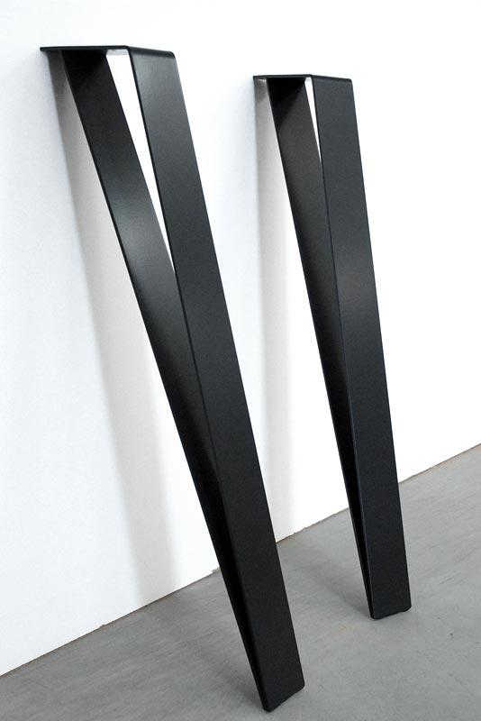 pied metal noir design dpsmt graf k