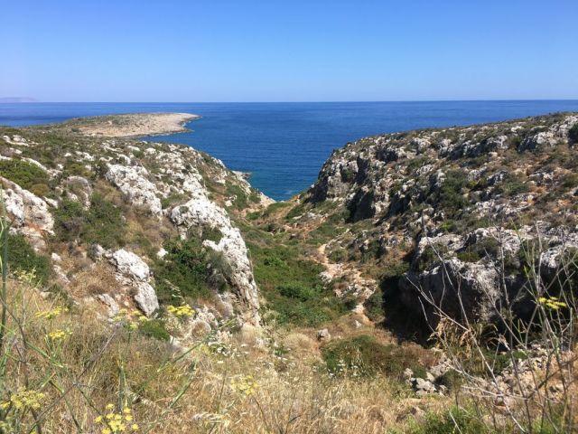 North Crete Beach- Sougia Beach