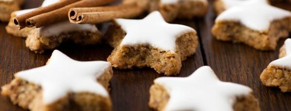 Recette des toiles de no l la cannelle dessert rapide for Maison en biscuit de noel