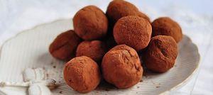 truffes noël