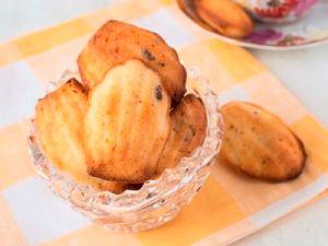 Recette madeleine au chocolat