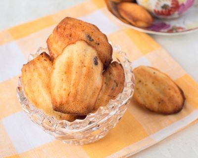 Recette Madeleine Facile Au Chocolat Milka Recette Dessert Rapide