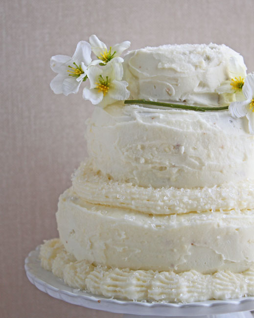 Mini Wedding Cake For Two