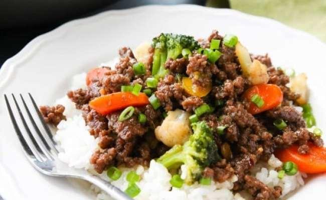 Cheap Korean Beef With Vegetables Video Dessert