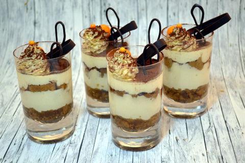 Desserts im Glas  Glaskuchen Rezepte  Schnell  Lecker