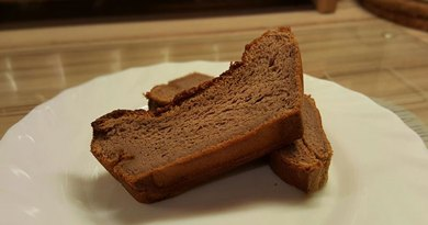 Syn Free Chocolate Cake
