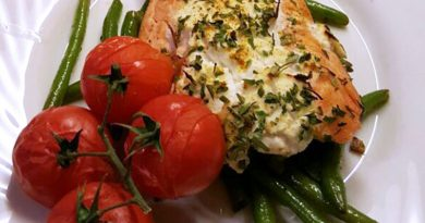 Slimming World Salmon